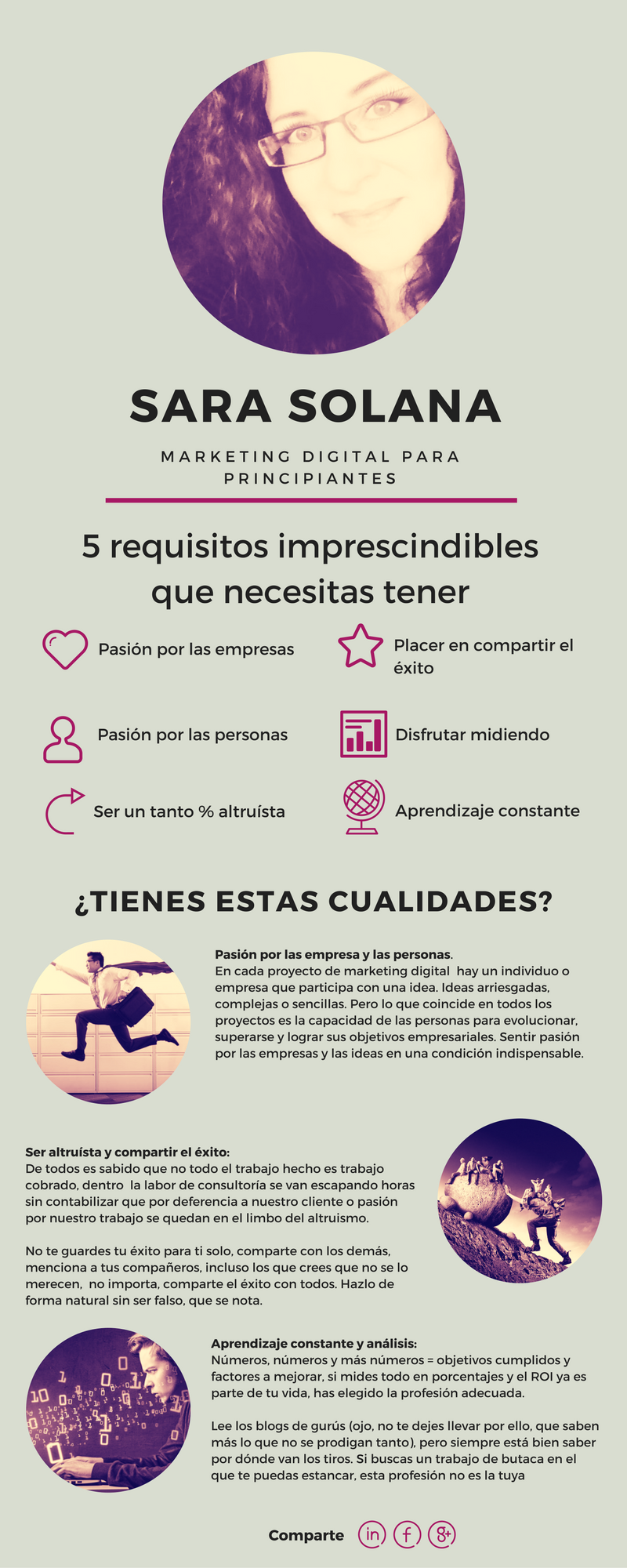 infografía | Marketing digital para principiantes