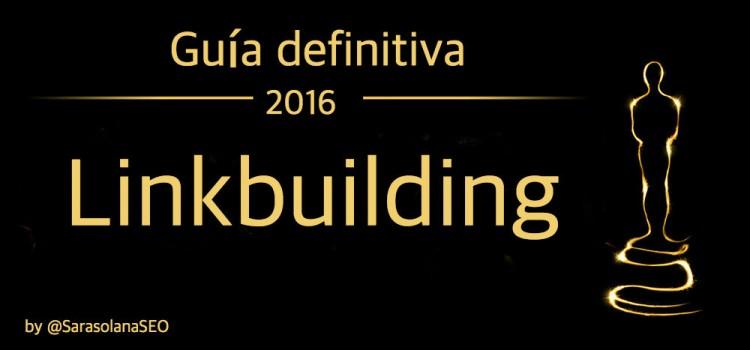 Link building. La guía definitiva