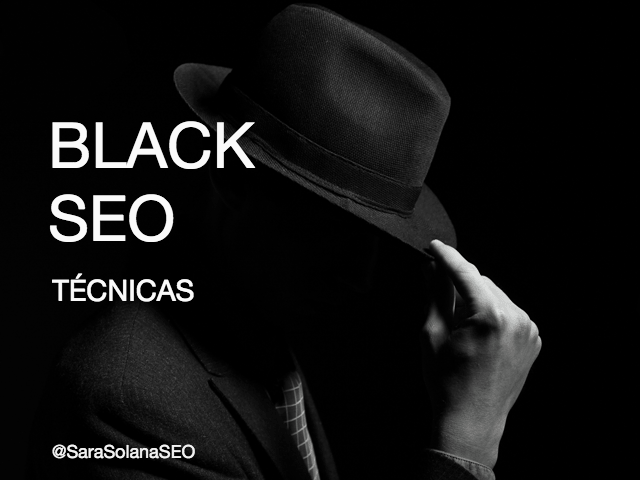 black seo- sara solana pascual