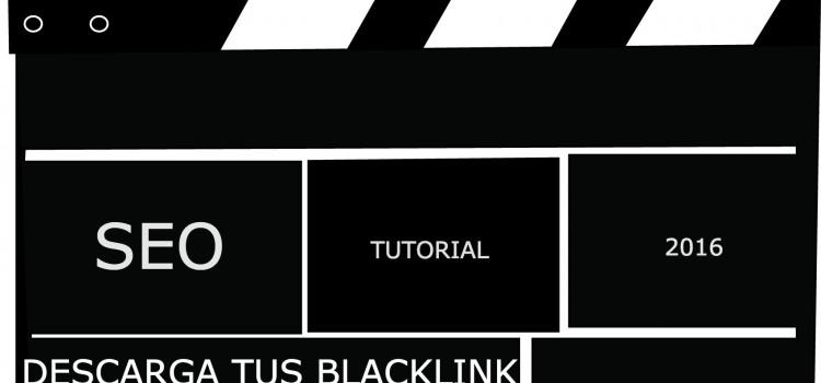 Descarga tus  Backlink en Search Console.