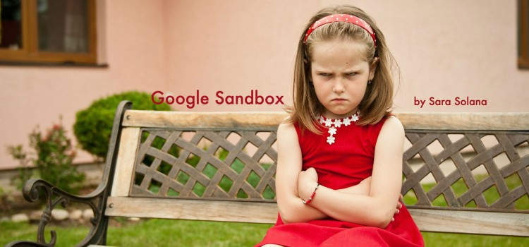 Mi web no sale en Google, tal vez es por Sandbox