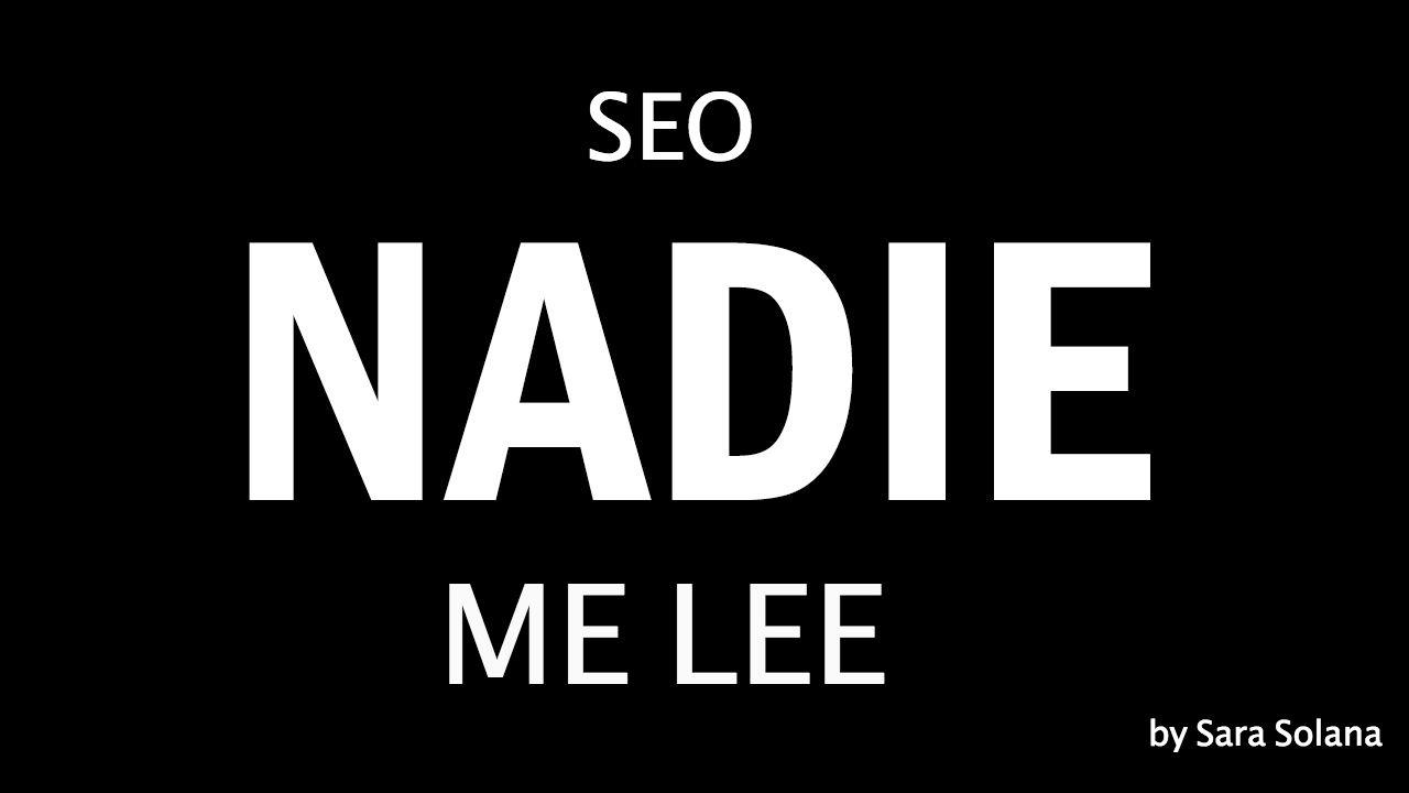 Nadie lee mi blog. Soluciones Seo