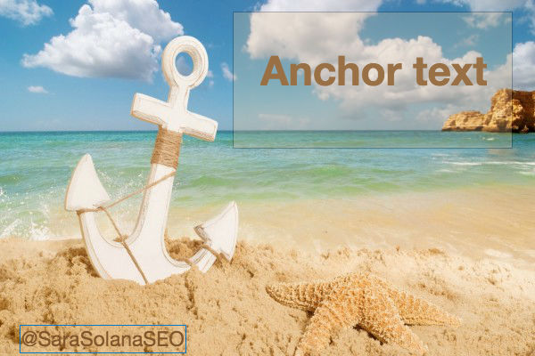anchor text sara solana pascual