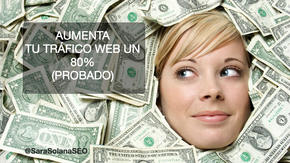Técnicas SEO Probadas. Sara Solana Pascual