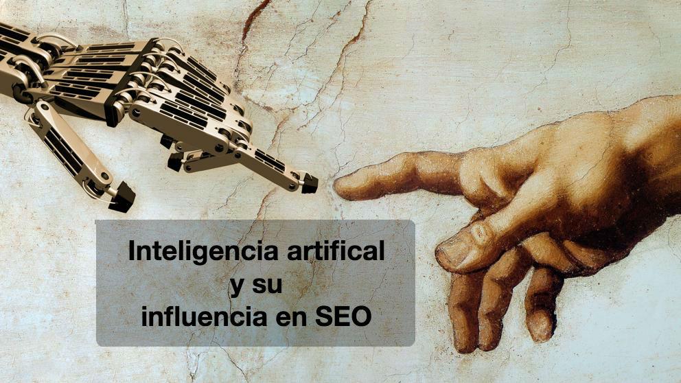 Inteligencia artificial y SEO | Sara Solana Pascual