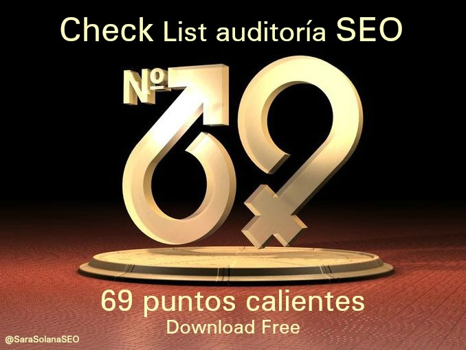 check list auditoria análisis seo gratis